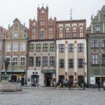 Widok na Dom Polski od strony Starego Rynku